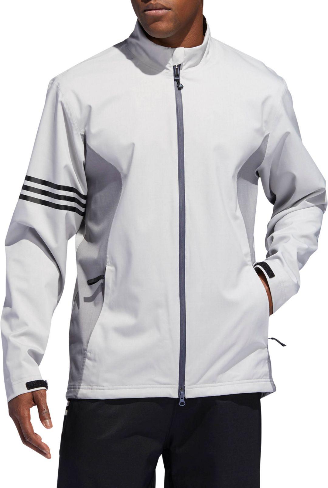 adidas Men's Climaproof Golf Rain Jacket