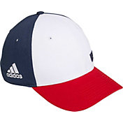 adidas Men's Colorblock Crestable USA Golf Hat