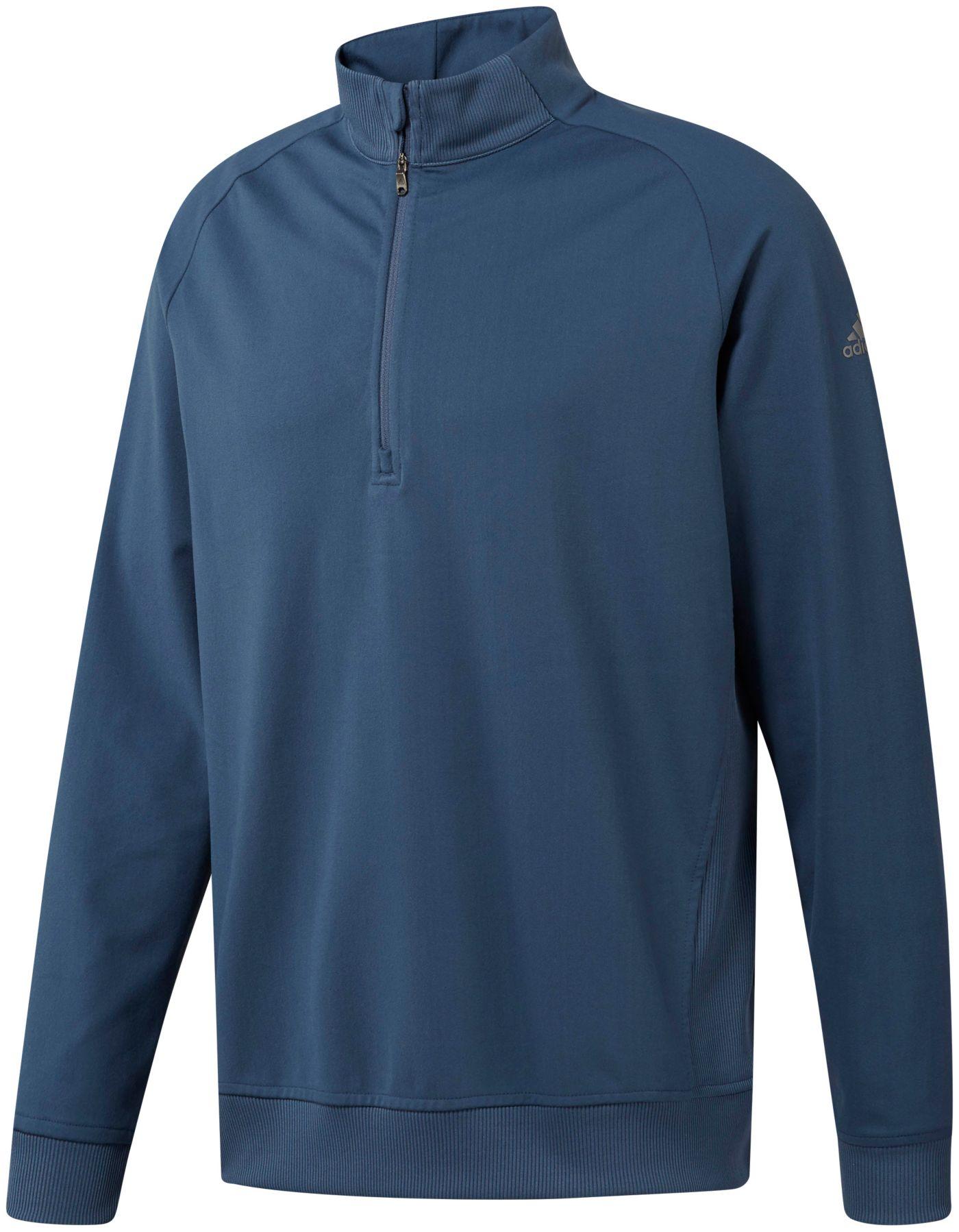 adidas Men's Classic Club ¼ Zip Golf Pullover