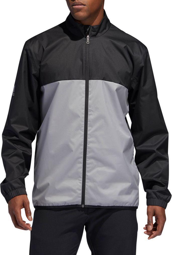 96ee0d555 adidas Men's Climastorm Provisional Golf Rain Jacket | Golf Galaxy