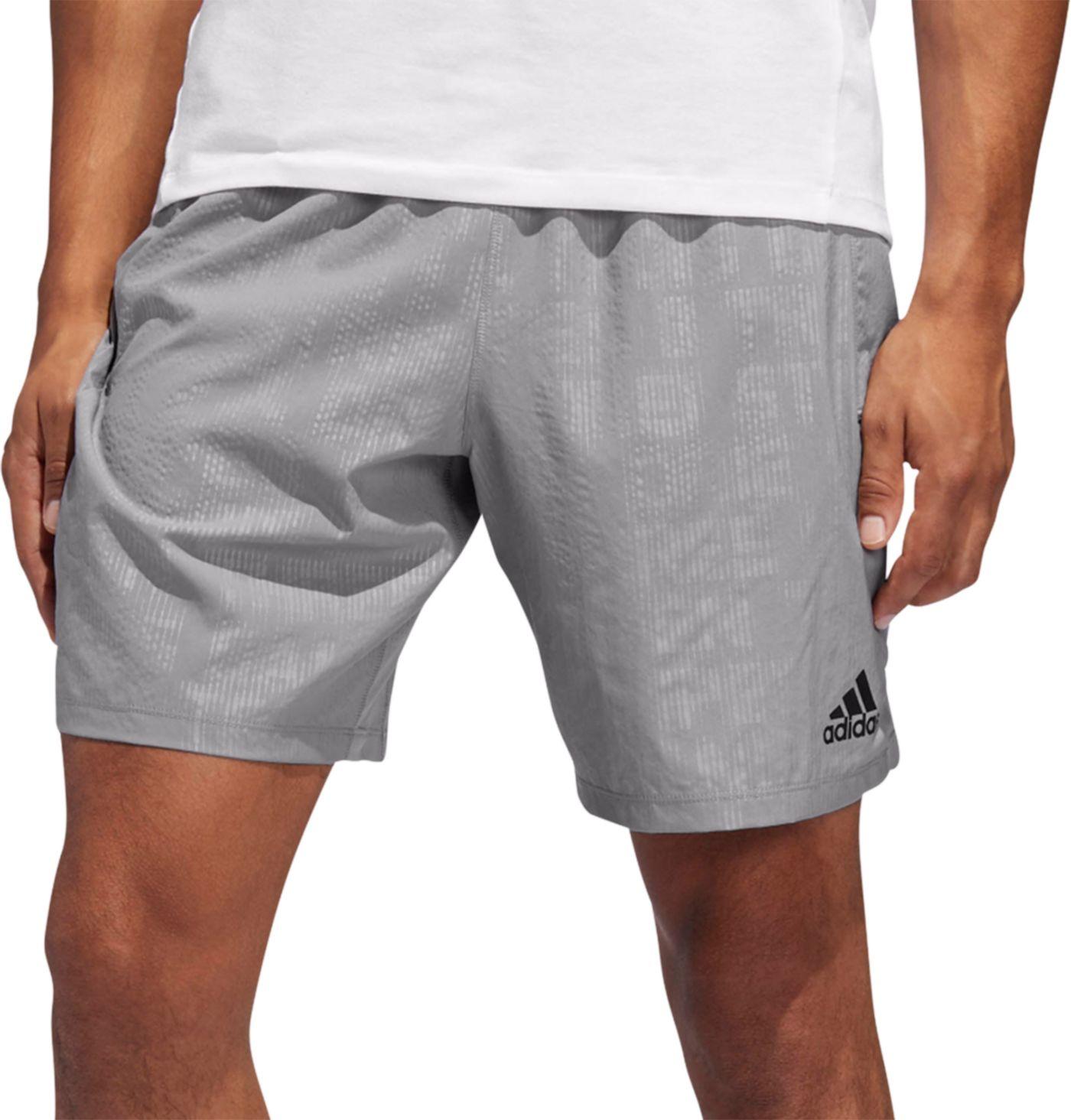 adidas Men's Three Stripe Life 4KRFT All-American Shorts