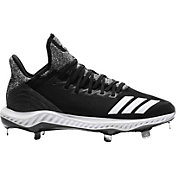 brand new f5f09 4d328 Product Image · adidas Men s Icon Bounce Hybrid Metal Baseball Cleats. Core  Black White  Collegiate ...