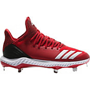 adidas Men's Icon Bounce Hybrid Metal Baseball Cleats
