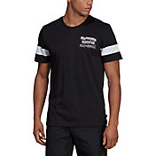 adidas Men's Juventus Street Graphic Black T-Shirt
