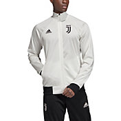 adidas Men's Juventus Icons White Full-Zip Jacket