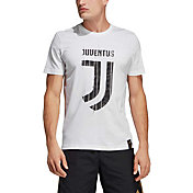 adidas Men's Juventus DNA White T-Shirt