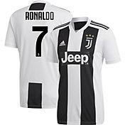 adidas Men's Juventus Cristiano Ronaldo #7 Stadium Home Replica Jersey