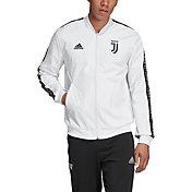 adidas Men's Juventus Anthem White Jacket