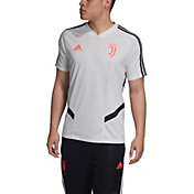 adidas Men's Juventus '19 White Training Jersey