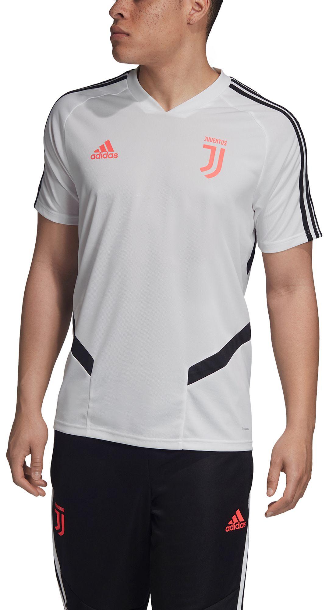 wholesale dealer 54db0 8f7cc adidas Men's Juventus '19 White Training Jersey