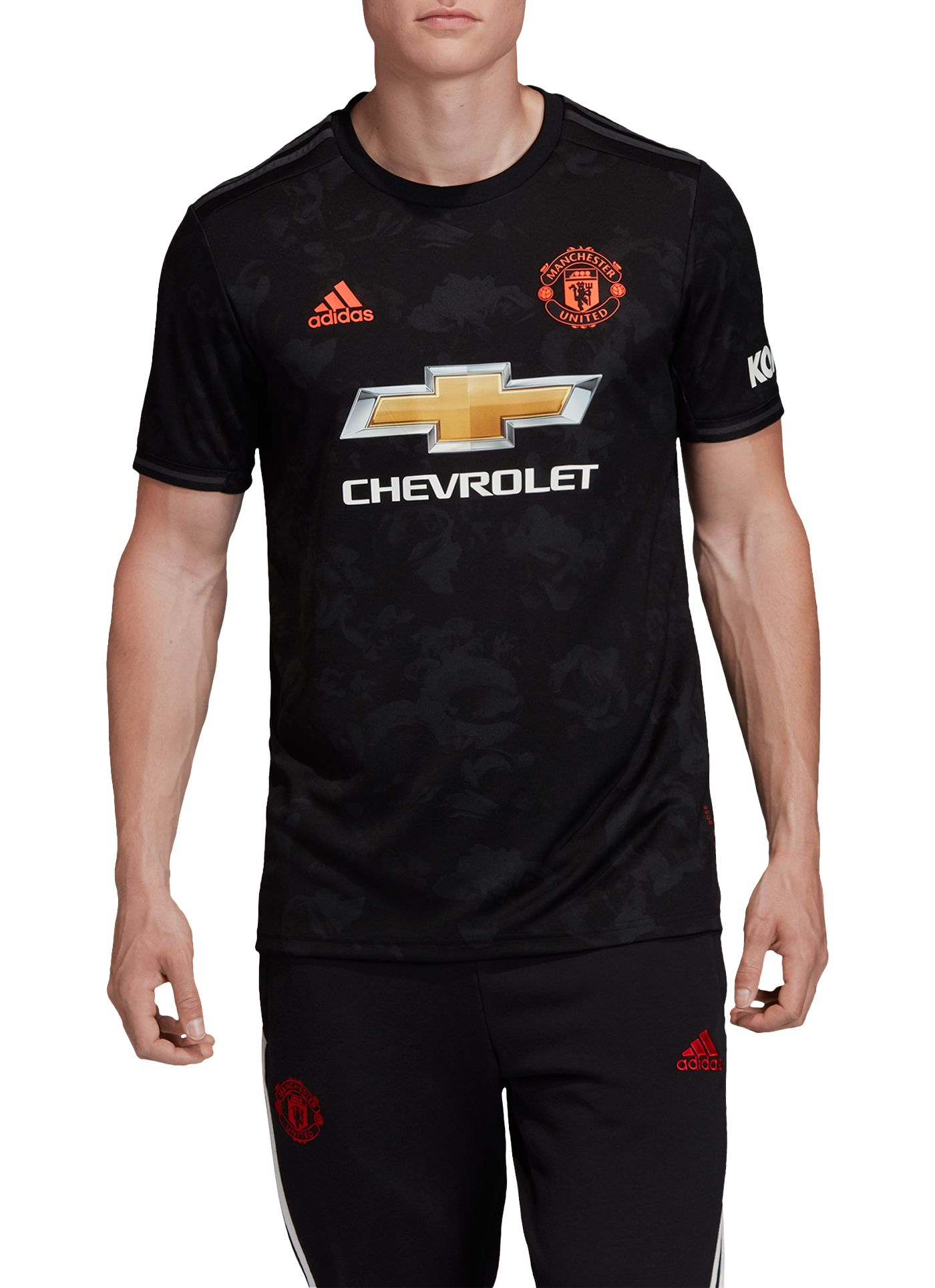 adidas Men's Manchester United '19 Stadium Third Replica Jersey