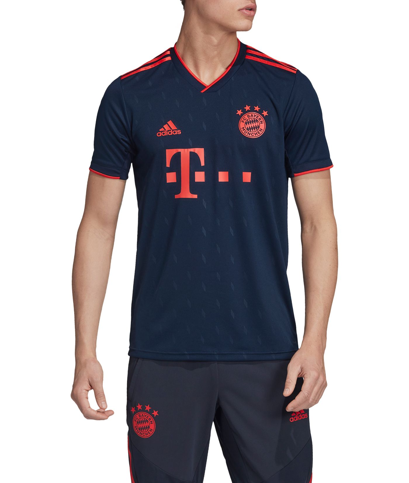 adidas Men's Bayern Munich '19 Stadium Third Replica Jersey