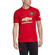 adidas Men's Manchester United '19 Stadium Home Replica Jersey