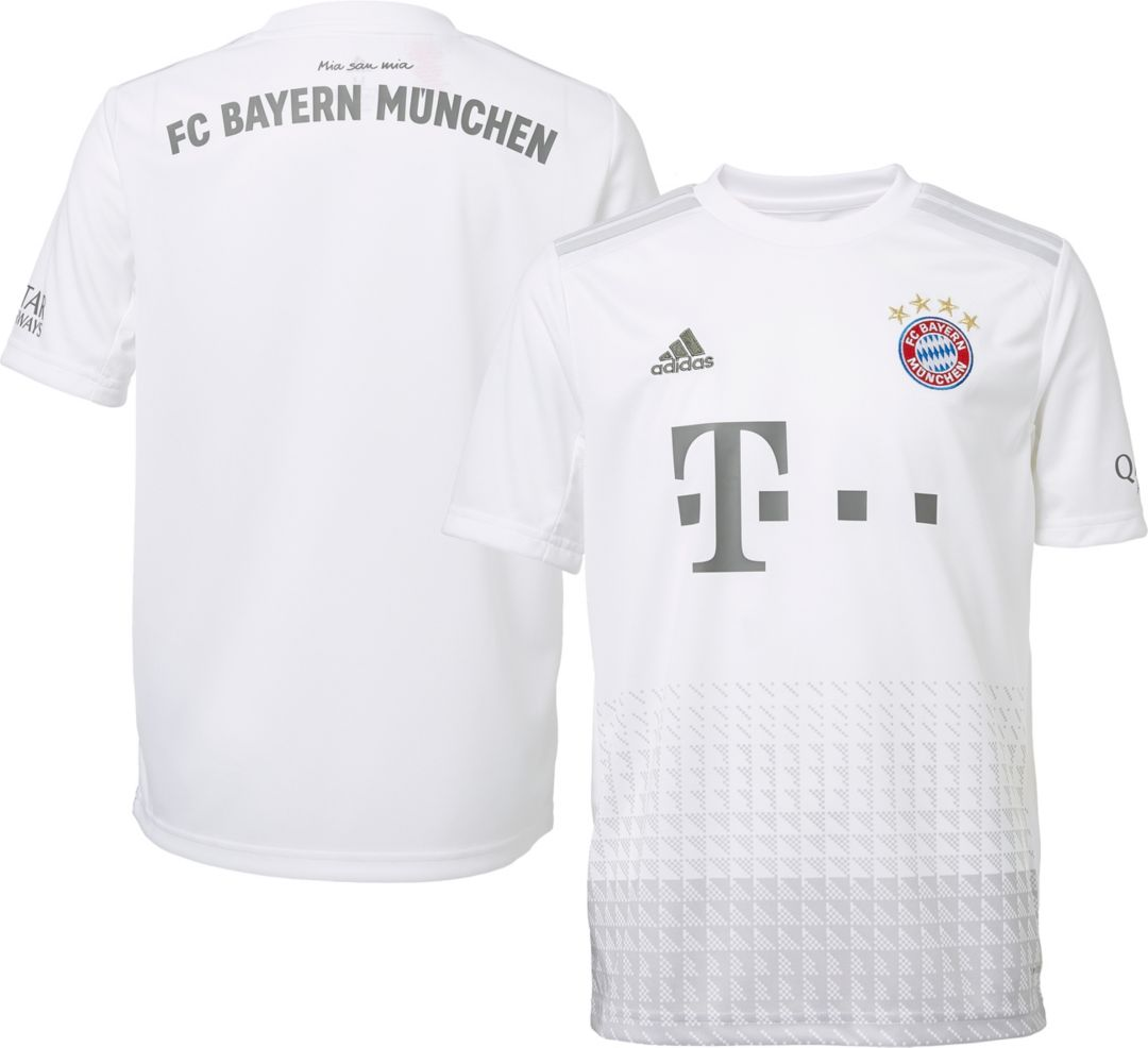 sale retailer 954c6 97eb8 adidas Men's Bayern Munich '19 Stadium Away Replica Jersey