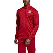 adidas Men's Bayern Munich 3-stripe Navy Track Jacket