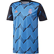 adidas Men's Real Madrid Blue Preshirt