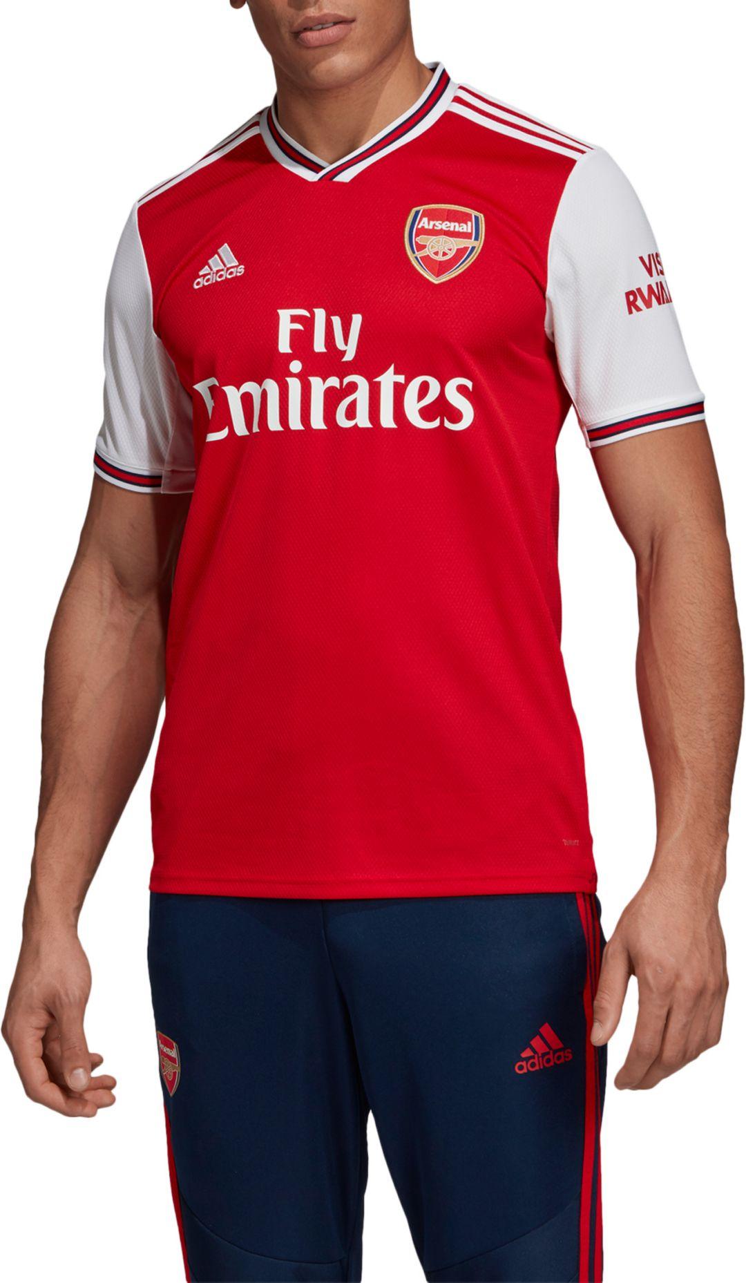 big sale 9c4b4 6d8f3 adidas Men's Arsenal '19 Stadium Home Replica Jersey