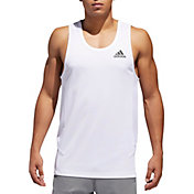 adidas Men's Accelerate Basketball Tank Top