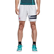 adidas Men's Two-Stripe Tennis Shorts