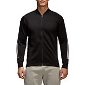 adidas Men's Sport ID Knit Bomber Jacket