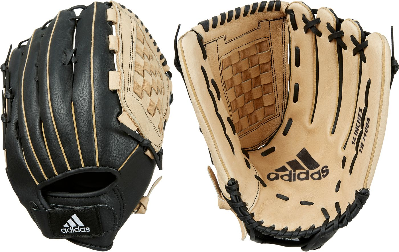 "adidas 14"" Trilogy Series Slow Pitch Glove"