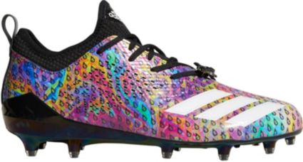 pretty nice a5e2b 53fa4 adidas Mens adiZERO 5-Star 7.0 Adimoji Football Cleats. noImageFound