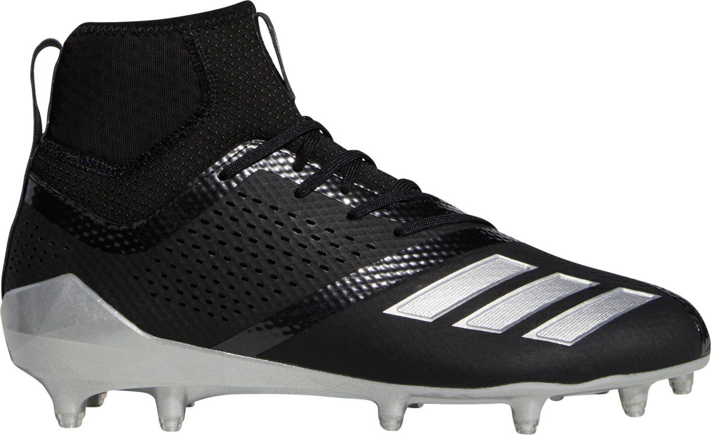 adidas Men's adiZERO 5-Star 7.0 Mid Lacrosse Cleats