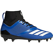 adidas Men's adiZERO 5-Star 7.0 SK Mid Football Cleats