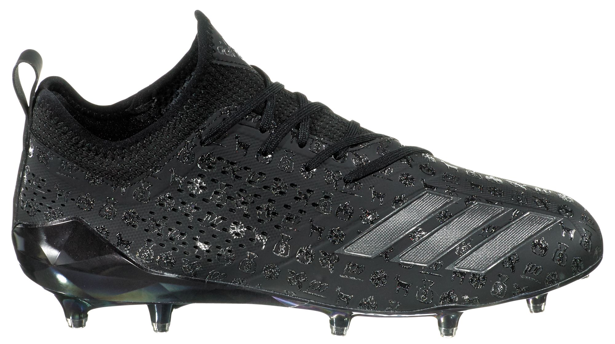 Adidas Mens Adizero 5-Star 70 Adimoji Football Cleats -6220