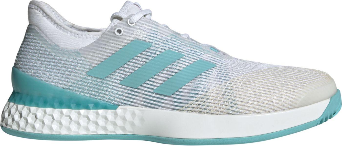 adidas adizero Men's Ubersonic 3 Parley Tennis Shoes