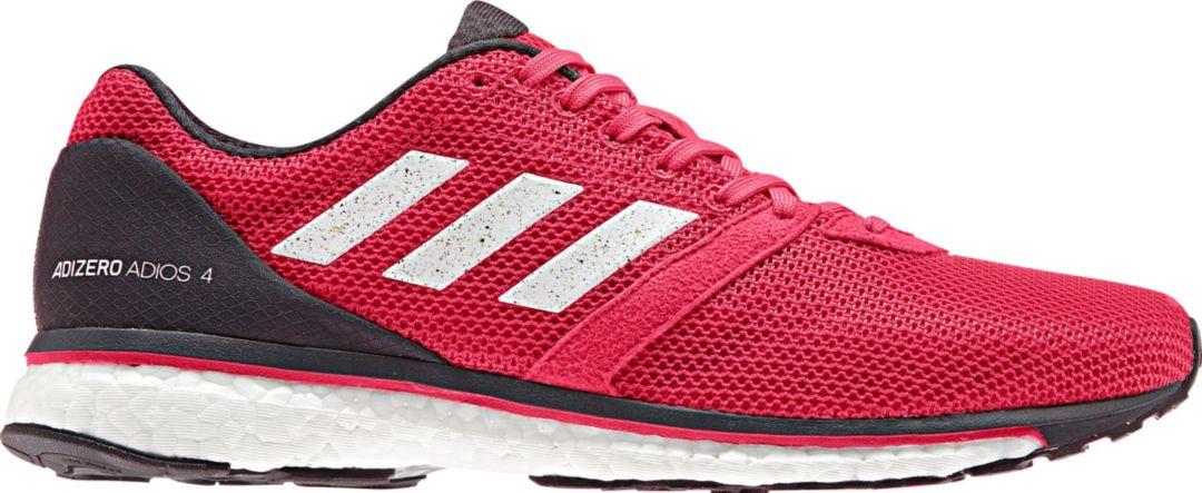 online store a7cd1 0efce adidas Men's adizero Adios 4 Running Shoes