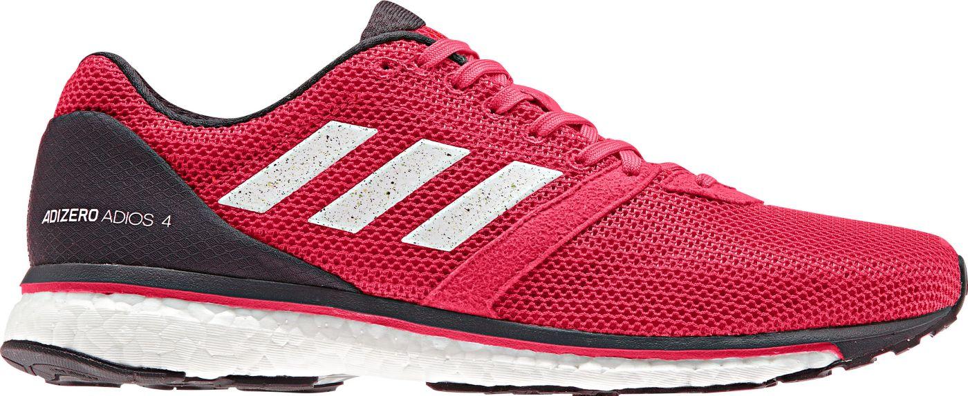 adidas Men's adizero Adios 4 Running Shoes