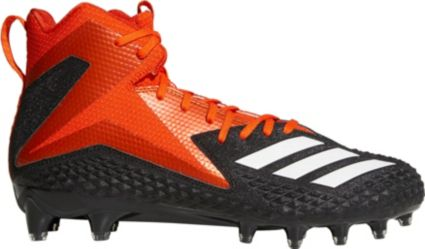 new style 09251 9cda6 adidas Mens Freak X Carbon Mid Football Cleats. noImageFound