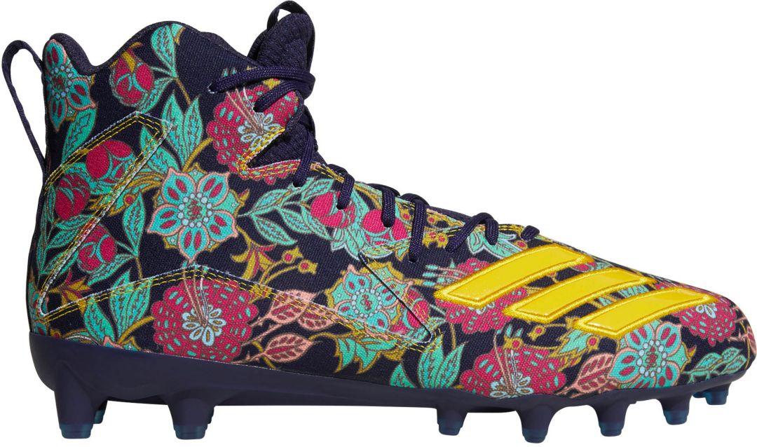 online store c8ec6 915bf adidas Men's Freak X Carbon Sundays Best Mid Football Cleats