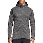 adidas Men's FreeLift Climaheat Full Zip Hoodie