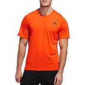adidas Men's FreeLift Sport Prime Lite T-Shirt in Active Orange