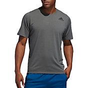 adidas Men's FreeLift Sport Prime Lite T-Shirt in Legend Ivy