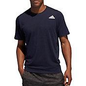 adidas Men's FreeLift Sport Prime Lite T-Shirt in Navy