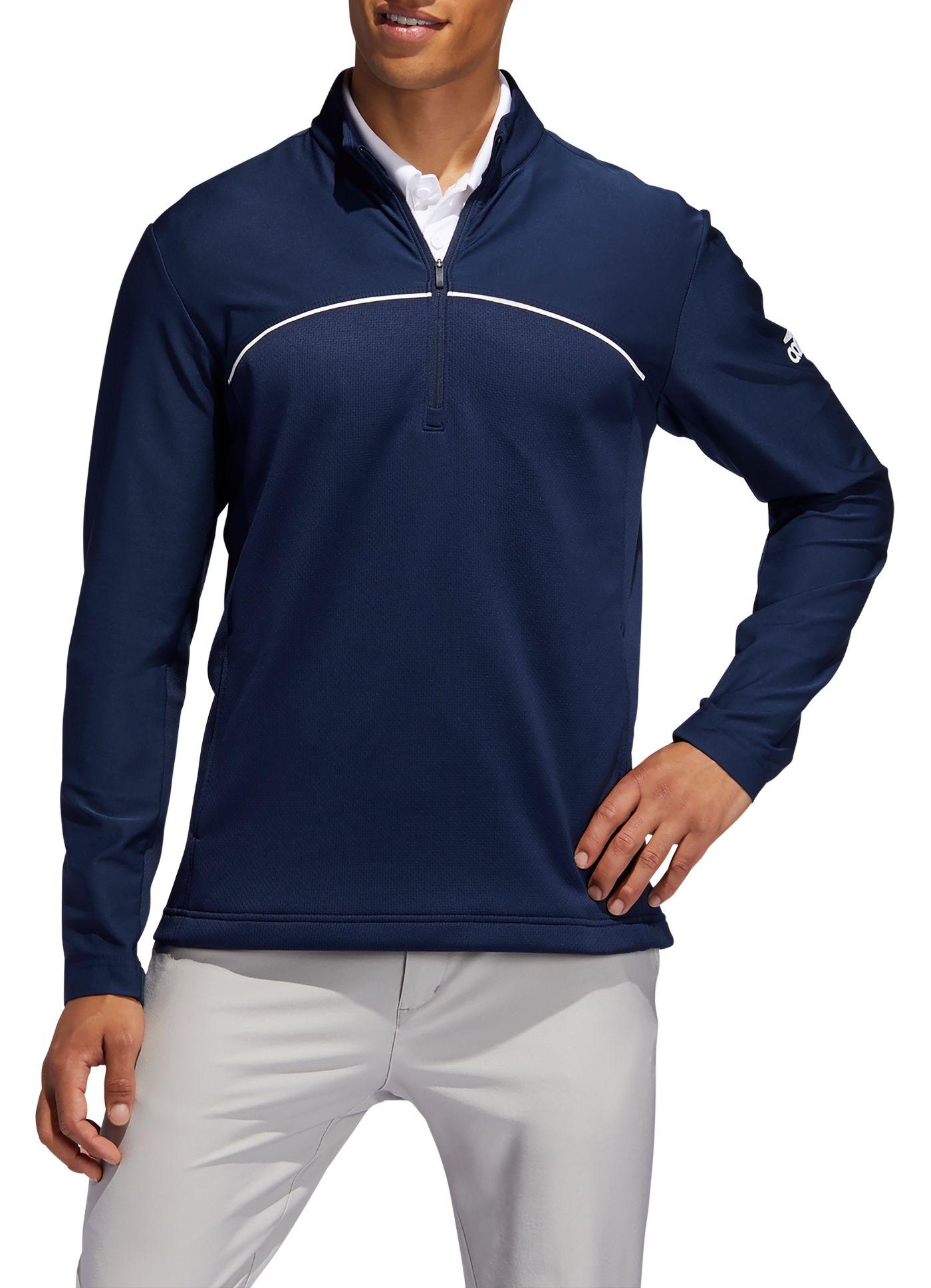 adidas Men's Go-To Adapt Golf ¼ Zip
