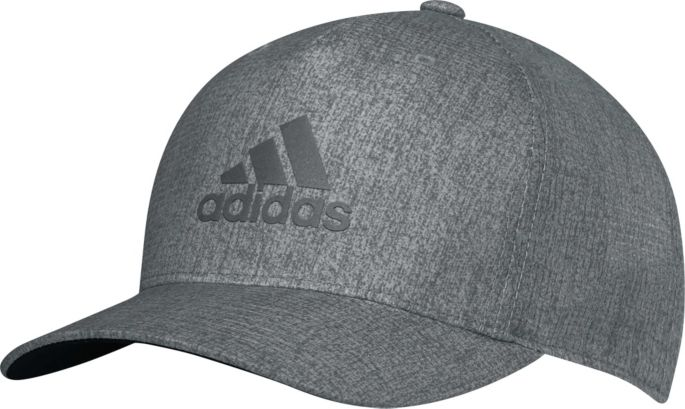 0b336fc4 adidas Men's Heathered Snapback Hat | Golf Galaxy