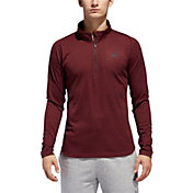 adidas Men's All Around 1/4 Zip Pullover