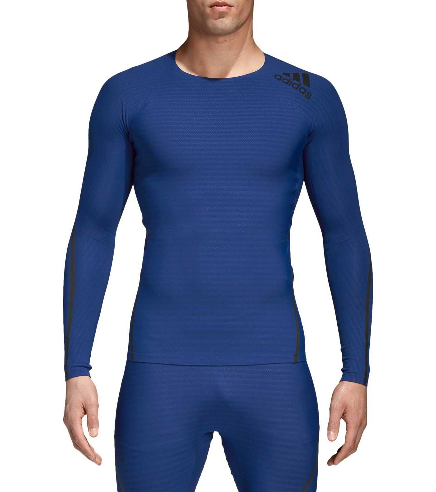 adidas Men's Alphaskin 360 Long Sleeve Shirt