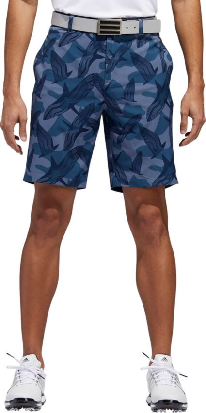 adidas Men's Ultimate365 Printed Golf Shorts