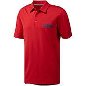 adidas Men's Ultimate365 USA Golf Polo