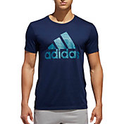 adidas Men's Metallic Ultimate T-Shirt 2.0