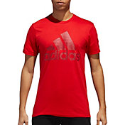 adidas Men's Metallic Ultimate Tee 2.0