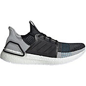 5c796f0f1c410 Product Image · adidas Men s Ultraboost 19 Running Shoes in Black Grey Shock  Cyan