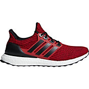 adidas Men's Louisville Cardinals Ultraboost Running Shoes