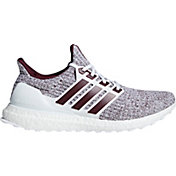 adidas Men's Texas A&M Aggies Ultra Boost Running Shoes