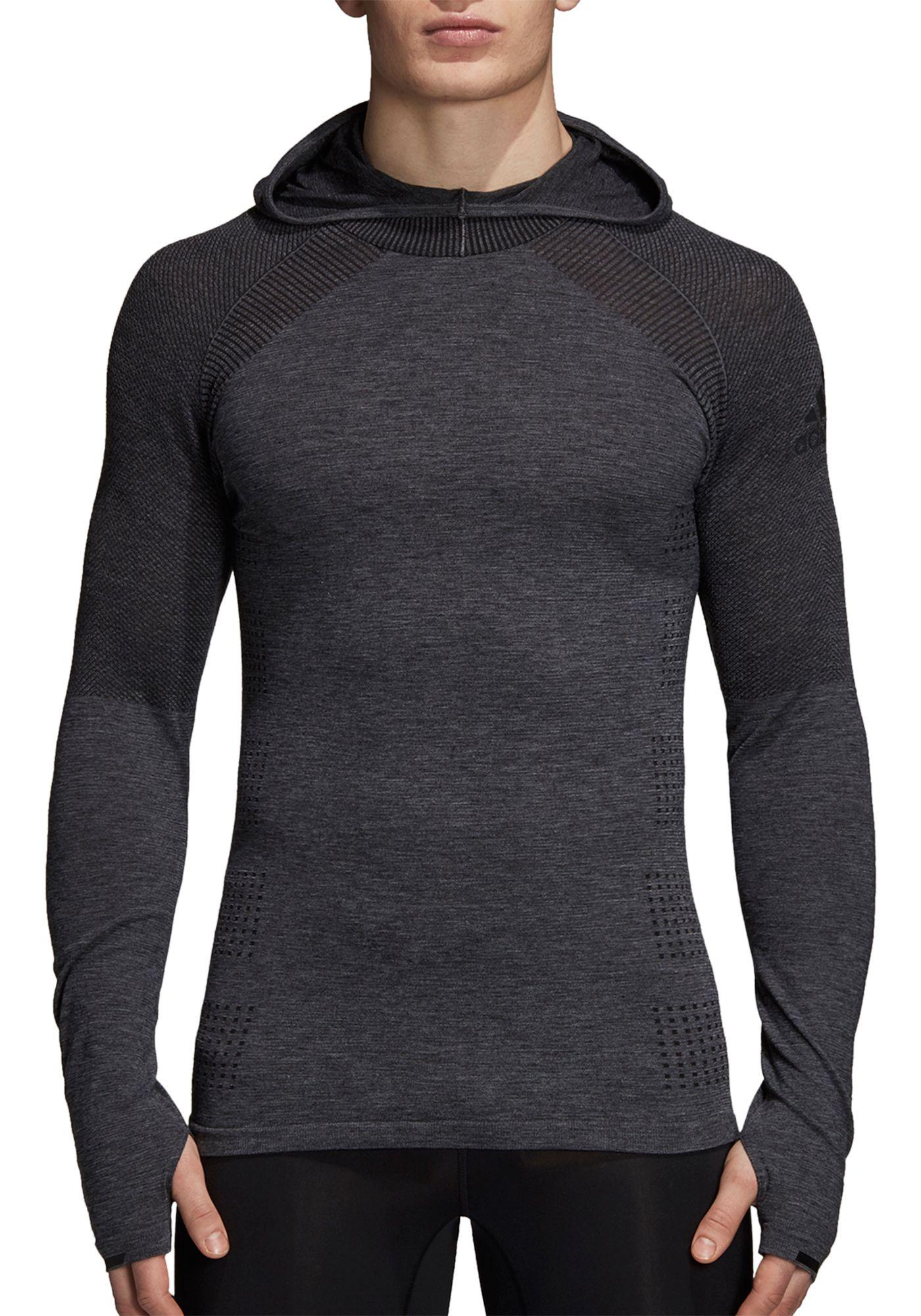 adidas Men's Ultra Running Hoodie